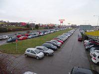 P+R-Parkplatz (Foto: ŠJů, CC BY 4.0)