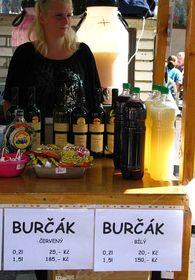 Burčák, foto: Barbora Němcová