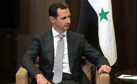 Baschar al-Assad (Foto: Archiv des Pressedienstes des Präsidenten von Russland CC BY 4.0)