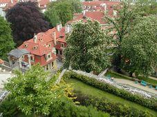 Le petit jardin Fürstenberg, photo: Archives de Radio Prague