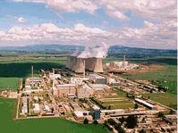 Jaslovské Bohunice nuclear power plant