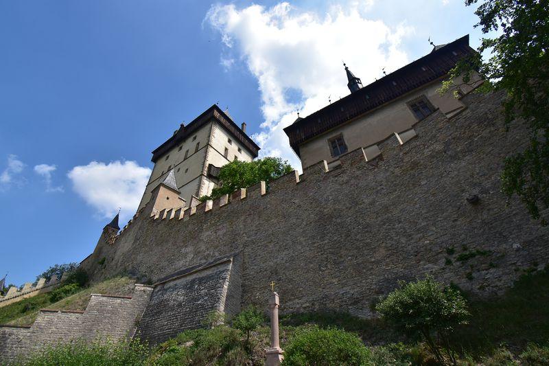 Castillo de Karlštejn, foto: Ondřej Tomšů