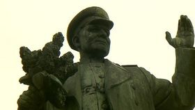 Памятник маршалу Коневу, фото: ЧТ