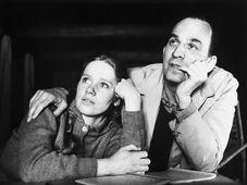 Liv Ullmann und Ingmar Berman (Foto: Public Domain)