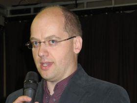 Petr Hamáček (Foto: Martina Schneibergová)