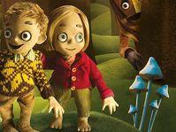 L'Etrange forêt de Bert et Joséphine'