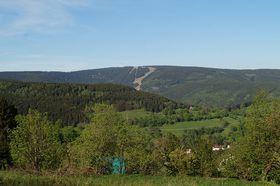 Ore Mountains, photo: Czech Radio - Radio Prague