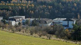 Balková detention centre, photo: CTK