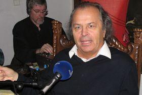 Václav Hudeček, foto: Tomáš Vodňanský, ČRo