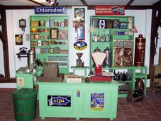 Ehemaliger Dorfladen (Foto: Archiv des Museums Koloveč)
