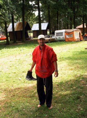 Смамой в палатке фото 153-981