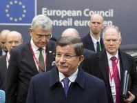 Sommet UE-Turquie, photo: ČTK