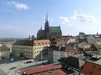 Brno, photo: Foto: Benoît Rouzaud