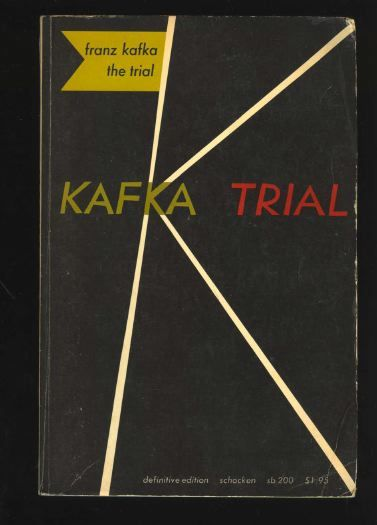 an analysis of the trial by franz kafka A study of franz kafka's the trial after going through even the bald summary of is represented in the story by the police inspector whose name is franz:.