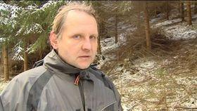 археолог Давид Вих, фото: ЧТ24