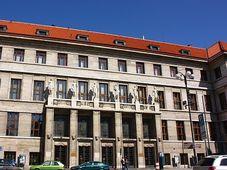 Bibliothèque municipale de Prague