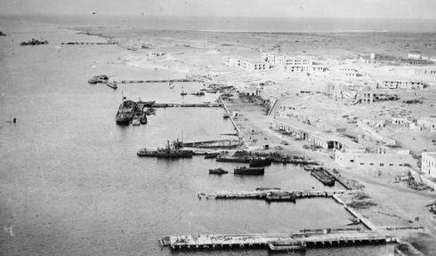 Tobruk (Foto: Public Domain)