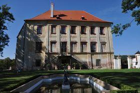 Le château de Kunštát, photo : Ben Skála, CC BY-SA 3.0