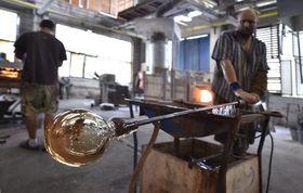 Стекольный завод Янштейн, фото: ЧТК