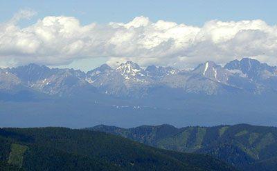 einziges hochgebirge in deutschland