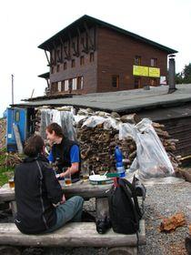 Bezručova chata na Lysé hoře, foto: Petra Štrymplová