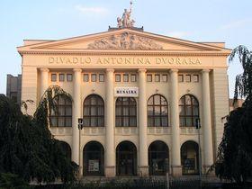 Mährisch-Schlesisches Nationaltheater (Foto: Paul167, CC BY-SA 2.5)