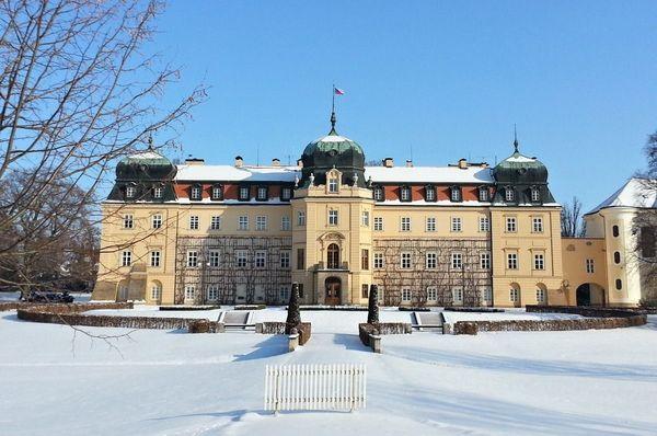 Château de Lány, photo: Michaela Buláková, ČRo