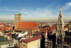 München (Stefan Kühn, CC BY-SA 3.0)