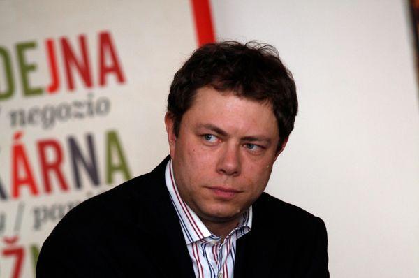 Pavel Mandys, photo: archive of Pavel Mandys