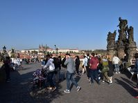 Charles Bridge, photo: Ondřej Tomšů