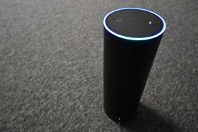 Alexa smart speaker, photo: Ondřej Tomšů