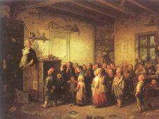 Škola v době vlády Marie Terezie