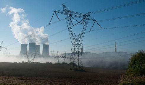 Atomkraftwerk Dukovany (Foto: Archiv ČEZ)