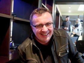 Roman Trzaskalik, photo: Magdalena Hrozínková