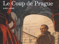 'Prague Coup', photo: Aire libre