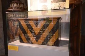 La plus ancienne boîte aux lettres conservée en pays tchèques, photo: Eva Turečková