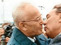 Gustáv Husák et Léonid Brejnev, photo: ČT24