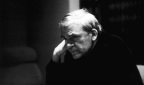 Milan Kundera, photo: Elisa Cabot, CC BY-SA 2.0