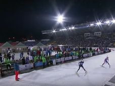 Biathlon-Arena in Tjumen (Foto: YouTube)