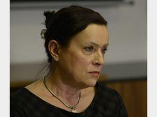 Alena Vitásková, photo: CTK