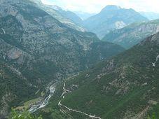 Албанские горы, Фото: Sigismund von Dobschütz, CC BY-SA 3.0