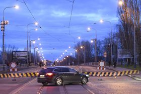 Libeň bridge, photo: CTK
