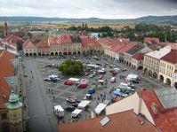 Jičín, photo: Ben Skála, CC BY 3.0 Unported