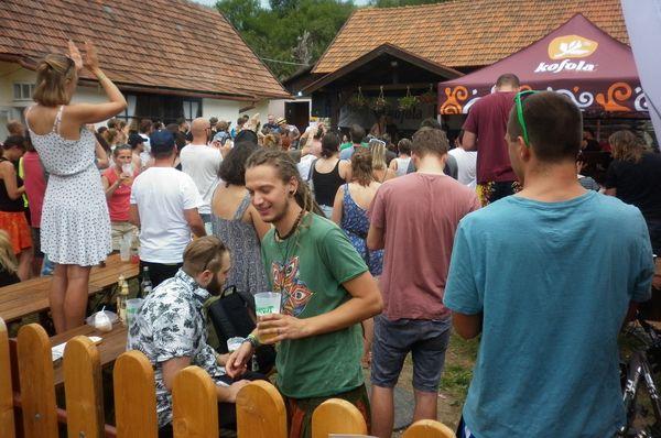 Festival v Banátu, foto: Zdeňka Kuchyňová