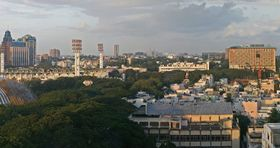 Bangalore, photo: Muhammad Mahdi Karim, GFDL 1.2