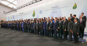 Conférence sur le climat (COP21), photo: Presidencia de la República Mexicana, CC BY 2.0