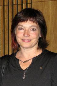 Yvona Kreuzmannová, photo: Jana Chládková, ČRo