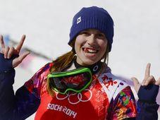 Eva Samková, photo: ČTK