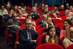 Luc Lévy, photo: Eva Kořínková / Festival du film français