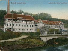 Luhačovice (Foto: Archiv des Museums Südostmährens in Zlín)